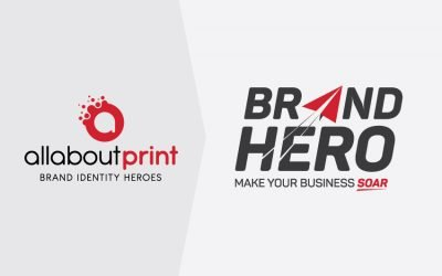 All About Print Becomes Brand Hero